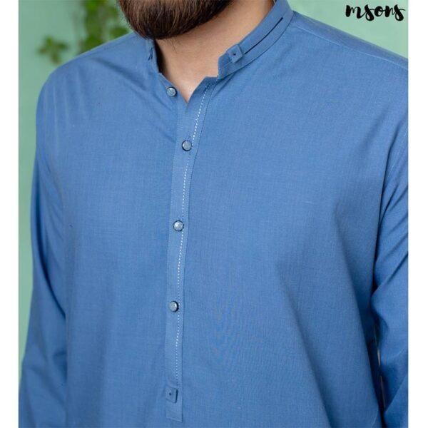 Light Blue Shalwar Kameez