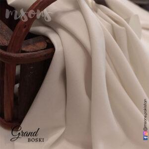 Milky White Grand Boski