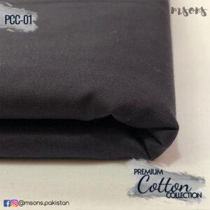 Black Premium Cotton