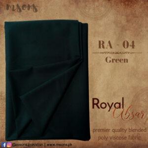 Green Royal Absar