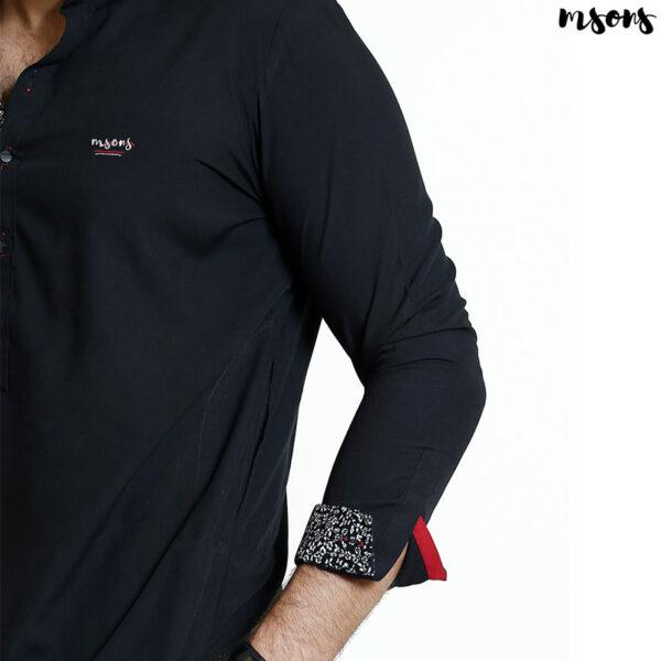 Signature black designer wear