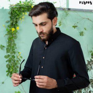 Black Designer Wear – Accessory