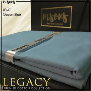 Ocean Blue – Legacy Cotton