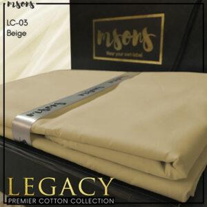 Beige – Legacy Cotton