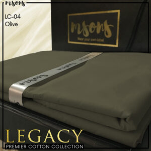 Olive – Legacy Cotton