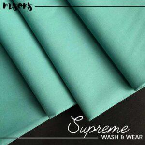 Sea Green Supreme Wash & Wear