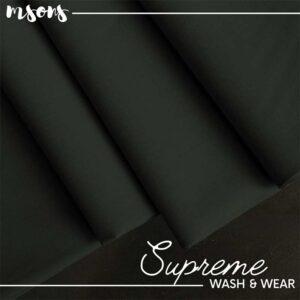 Grey Green Supreme Wash & Wear