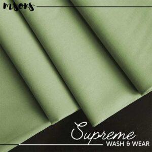 Light Green Supreme Wash & Wear